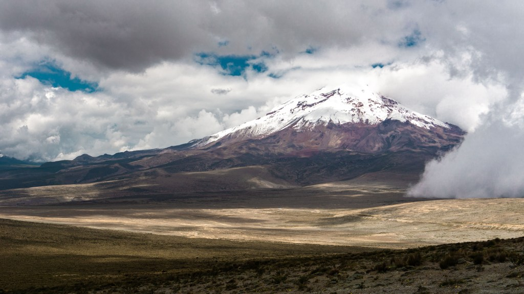 Cycling the TEMBR, Ecuador's Avenue of the Volcanoes