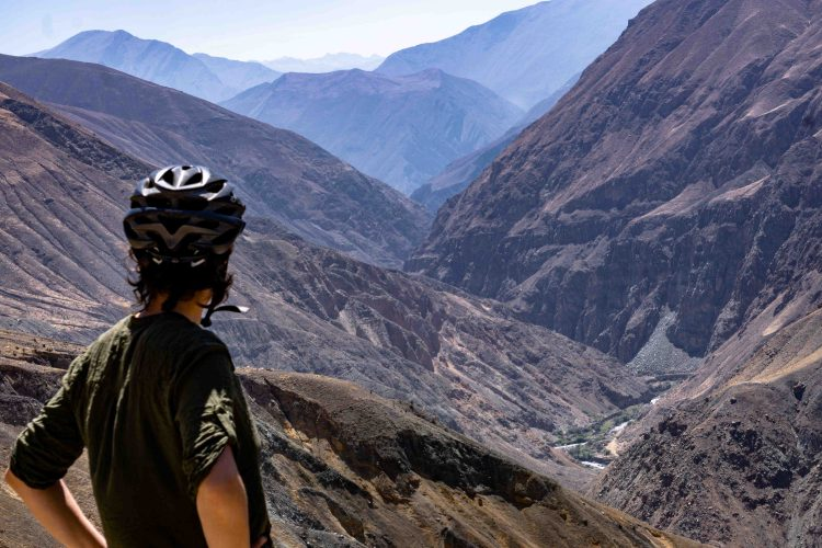 Cycling from Huaraz to Cajatambo 5