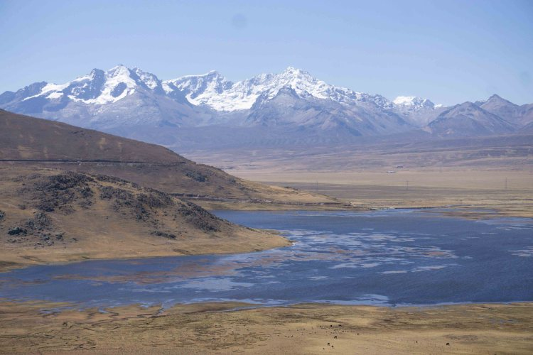 Cycling from Huaraz to Cajatambo, the Peruvian Andes 2