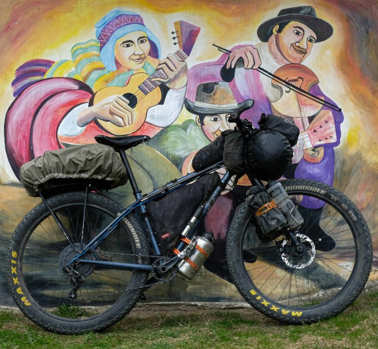 Bicycle touring or bikepacking | 7 important questions to make up your mind 1