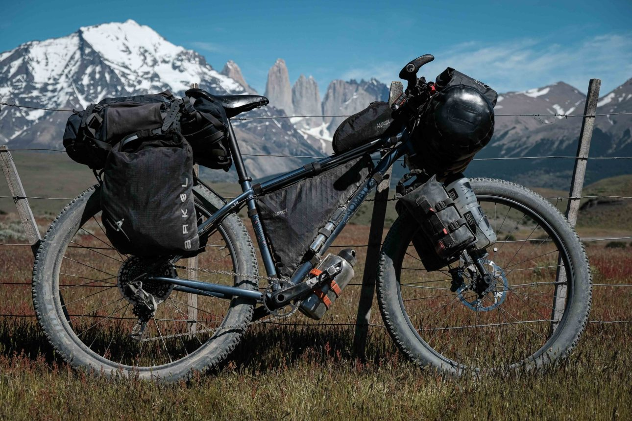 characteristics of a bikepacking bike