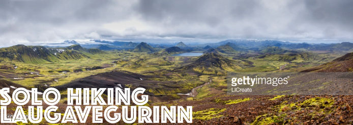 Travel: Solo Hiking Laugavegur ~ Part 1