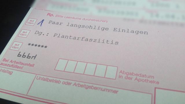 Plantarfasziitis