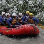 River Rafting Lütschine