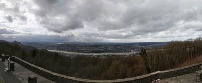 Ausblick vom Petersberg