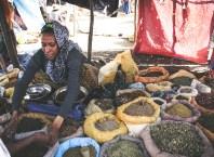 Marktszene in Lalibela