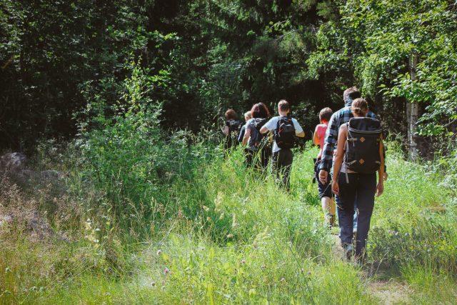 Wandern in Schweden