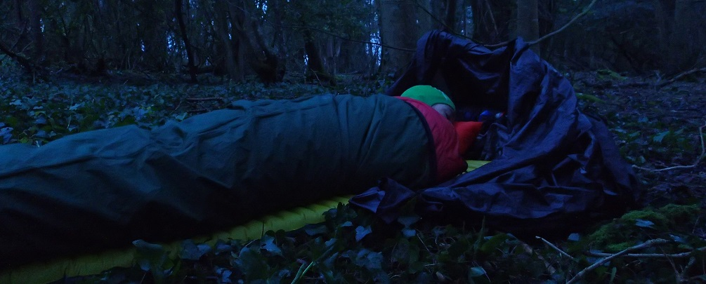 Should you use a bivy?