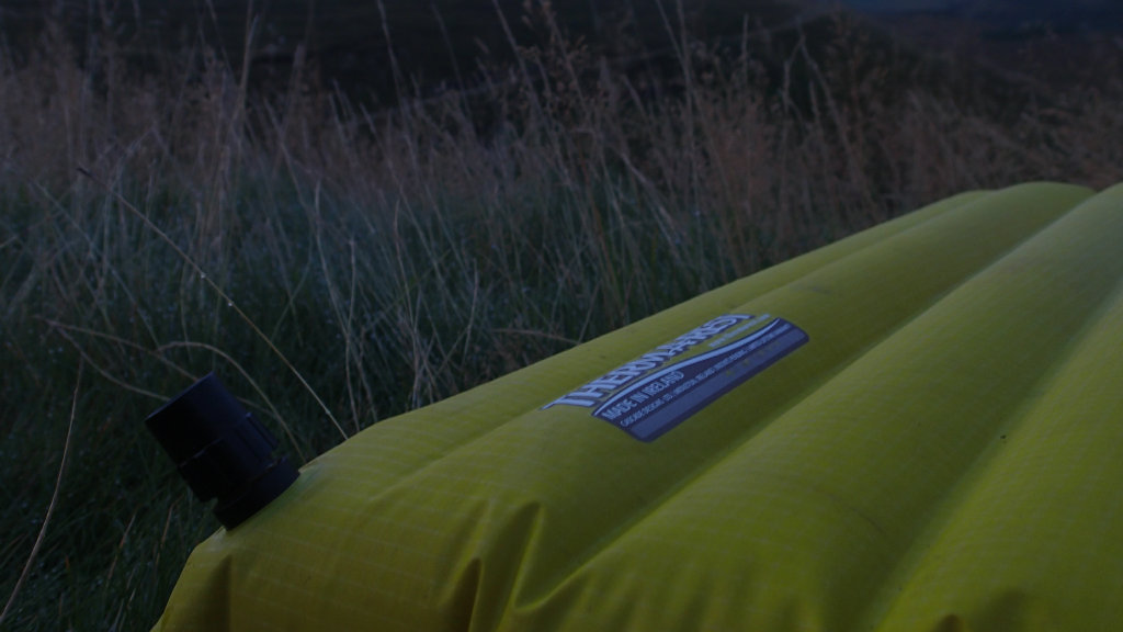 Thermarest, made in Ireland by Seattle based Cascade Designs