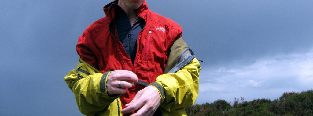 Wicking or breathable? Using the right tool for the job, unlike using 2 shells when there is no need