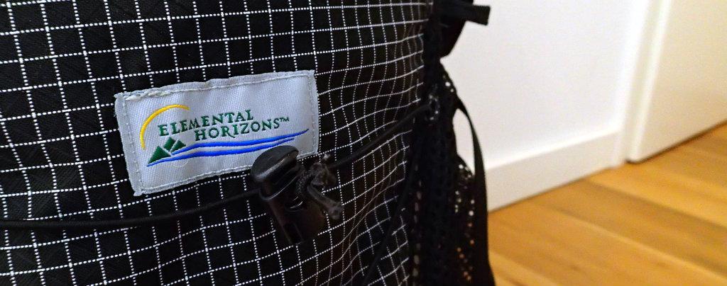 Elemental Horizon backpacks - made to order
