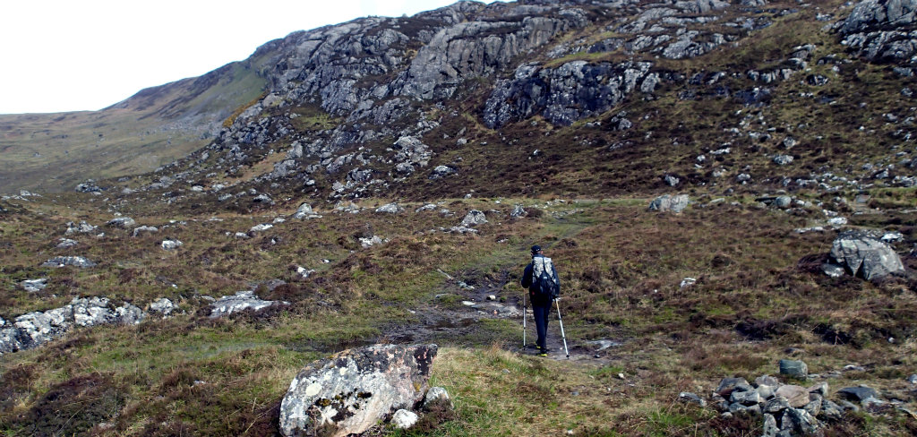 the Kalais (and me) on our last Cape Wrath Trail trip