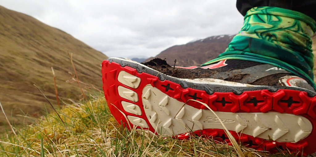 Sole is ruined: lugs are worn
