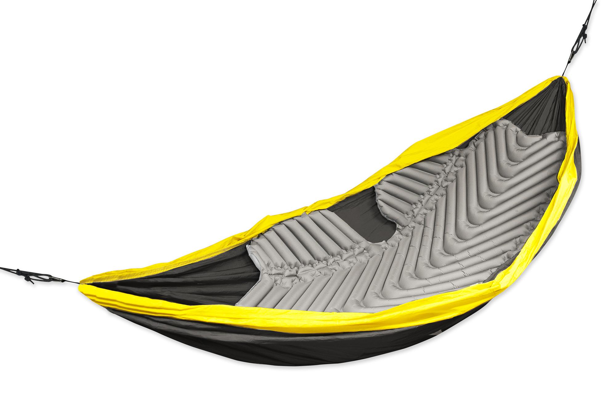 Klymit Introduces First Sleeping Pad Designed For Hammocks