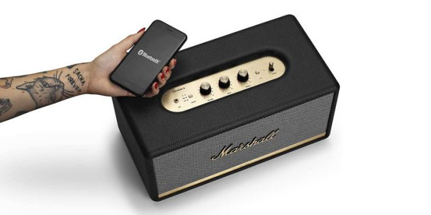 Marshall Best bluetooth Speakers Review