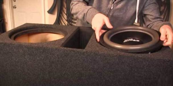 How to Build a Subwoofer Box 12 inch