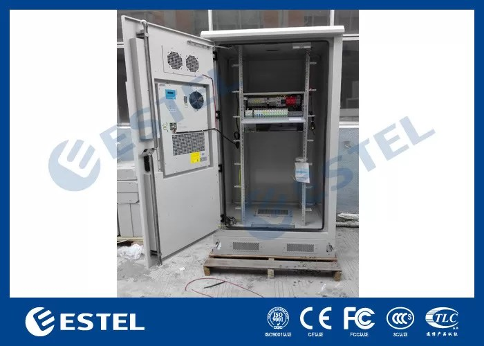 heat insulation panel 19 inch rack cabinet outdoor for network integrated service