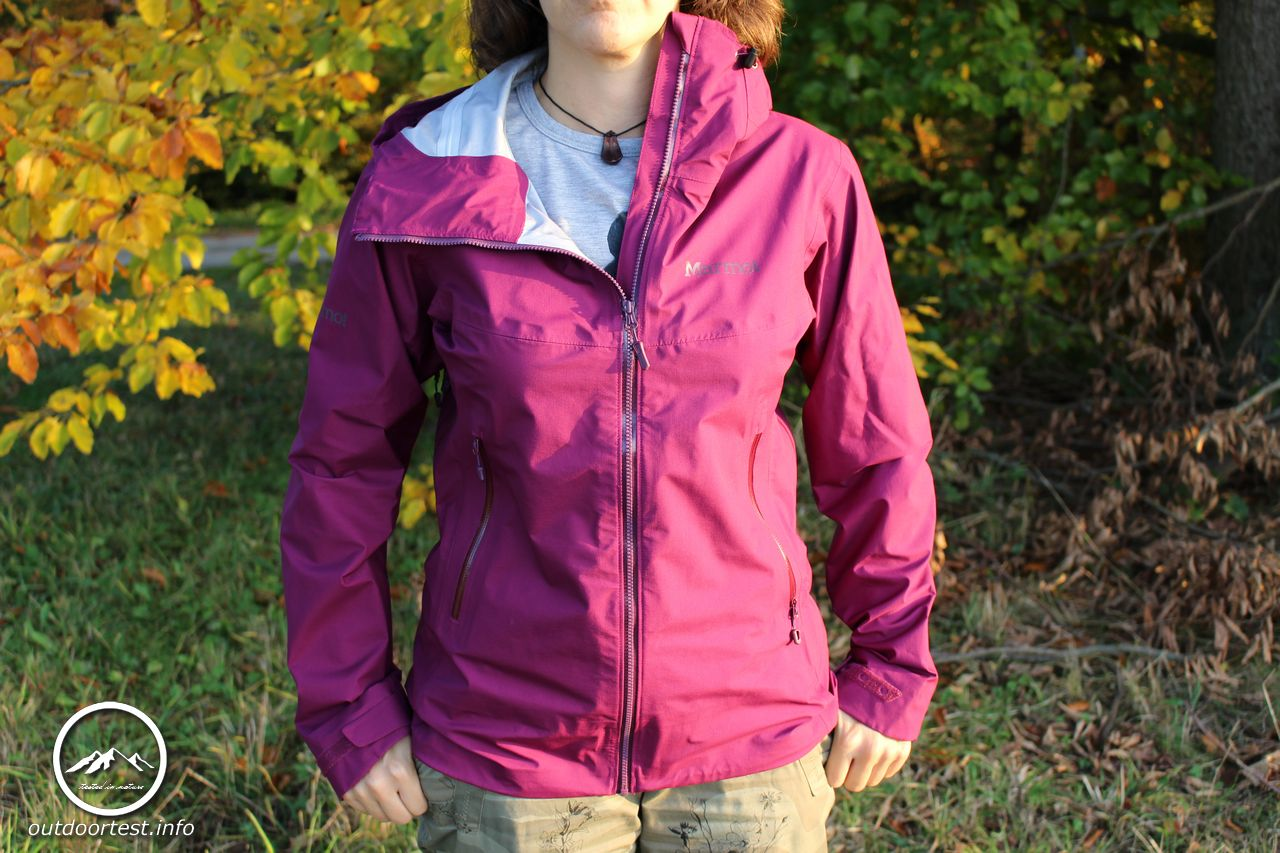 Marmot Womens Starfire Jacket - Outdoortest.info - tested in Nature 65dcf106e8