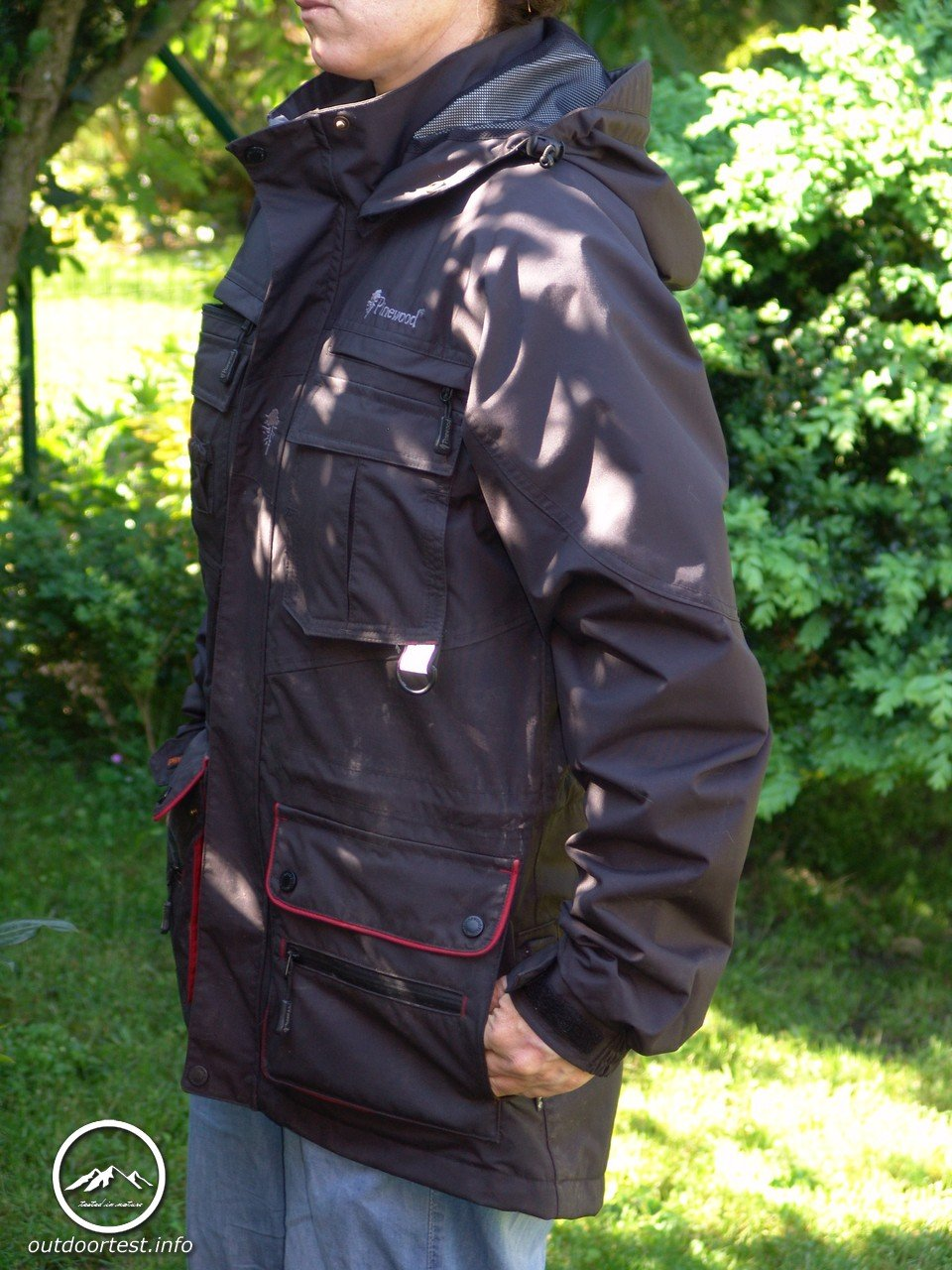 1c47b7a29c6b Pinewood Dog Sports Jacke - Outdoortest.info - tested in Nature