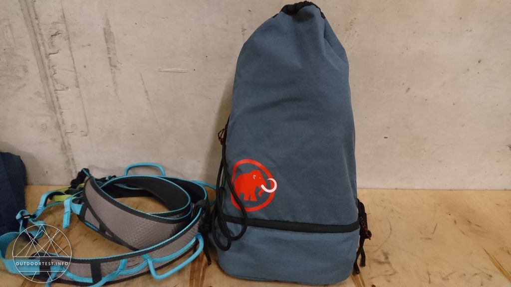 Mammut Klettergurt Anleitung : Mammut magic gym bag outdoortest tested in nature