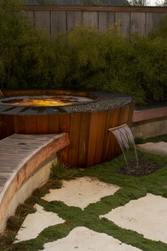 15 Amazing Hot Tub Ideas For Your Backyard Outdoortheme Com