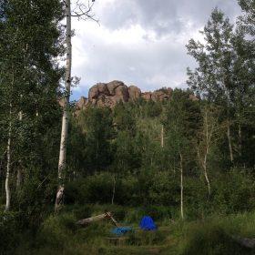 Lost Creek Wilderness Refrigerator Gulch