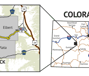 14ers Series 6 of 16 location overview