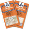Covers of maps in the Sangre de Cristo Range Map Pack