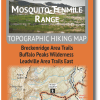Cover of Mosquito-Tenmile Range Hiking Map