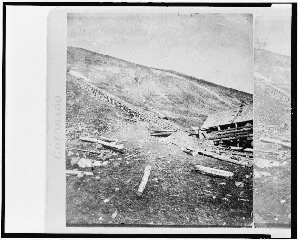 Baker Mine 1898 Grays and Torreys