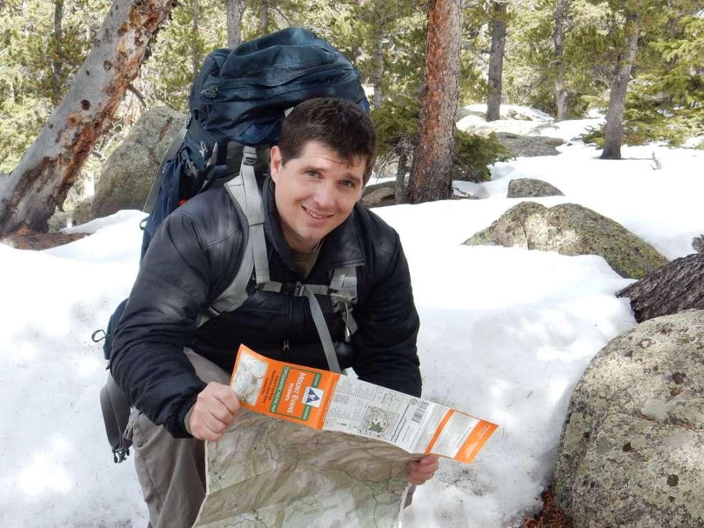 Will Jansen - Founder of Outdoor Trail Maps LLC