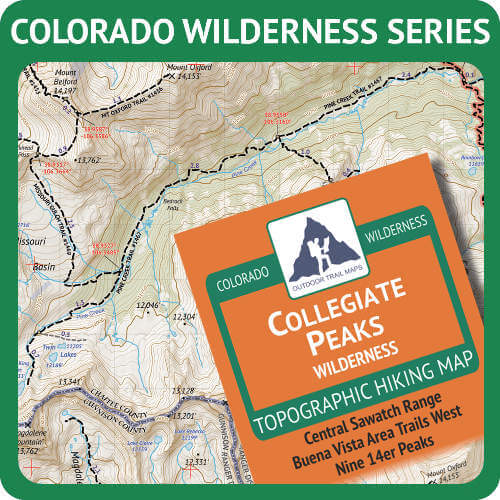 Colorado Wilderness Series Product Button