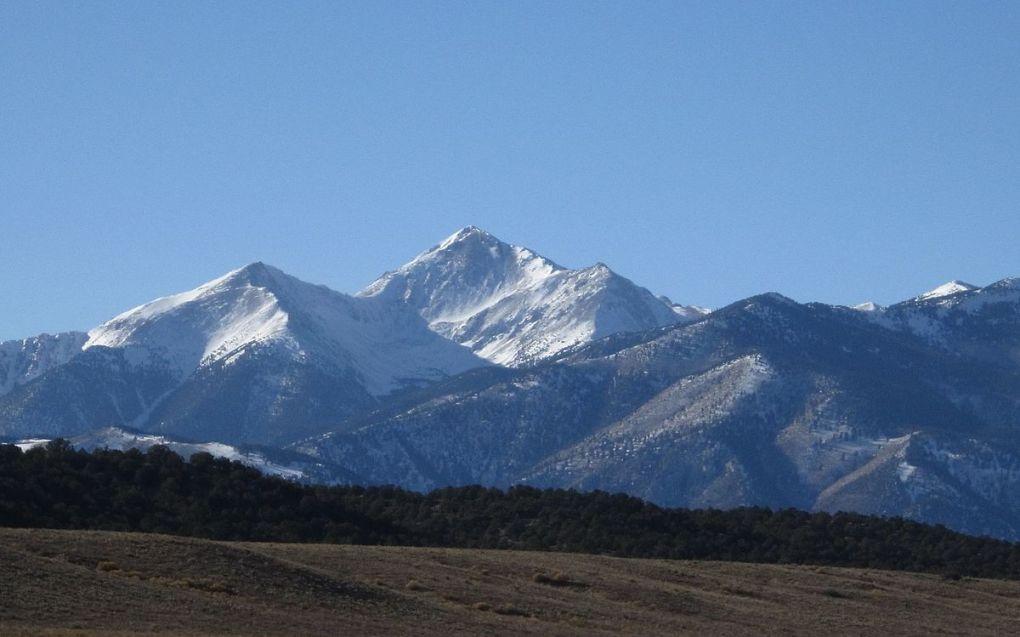 Mount Yale, Collegiate Peaks, Colorado