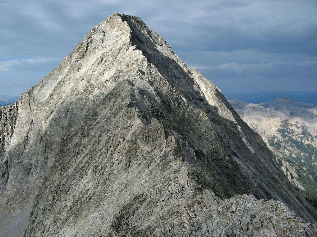 Northeast Ridge of Capitol Peak