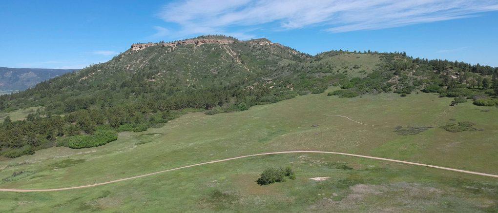 Dawson Butte, Douglas County, Colorado