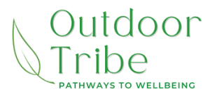 outdoor tribe lettering
