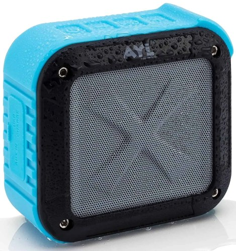 AYL Portable Outdoor and Shower Bluetooth 4.0 Speaker