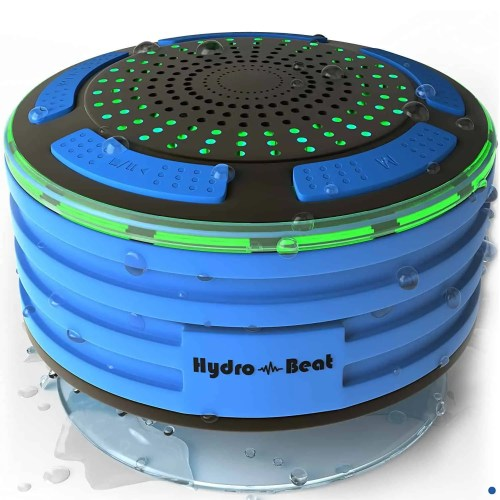 Shower Radios - Hydro-Beat Illumination