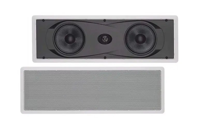 """Yamaha NS-IW760 6.5"""" 2-Way In-Wall Speaker System"""