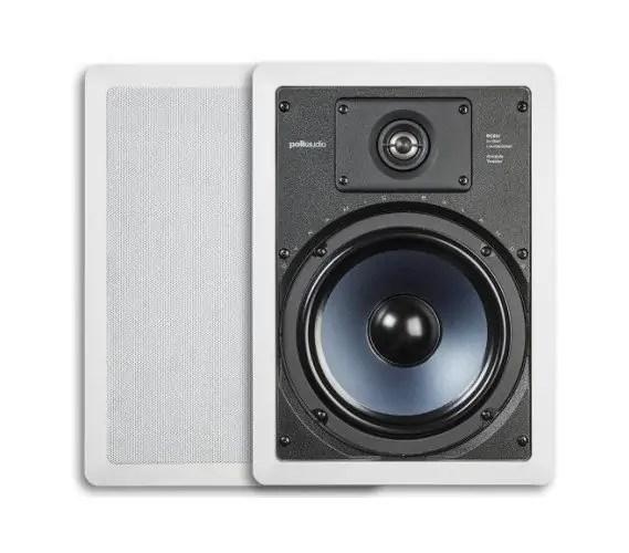 Polk Audio RC85i In Wall Speakers