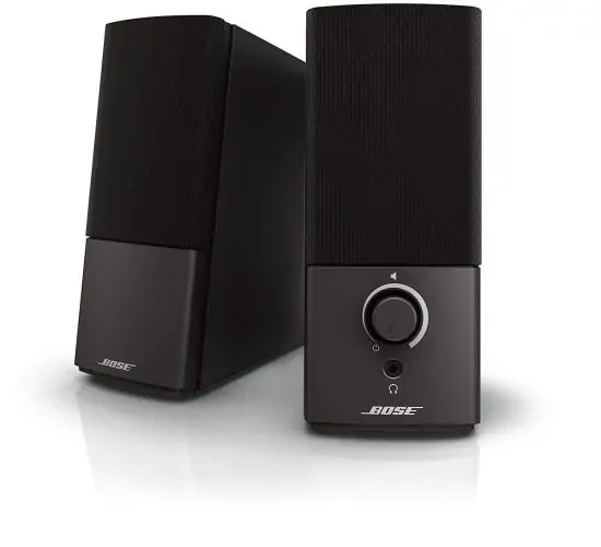 Bose Companion 2 Series Multimedia speakers