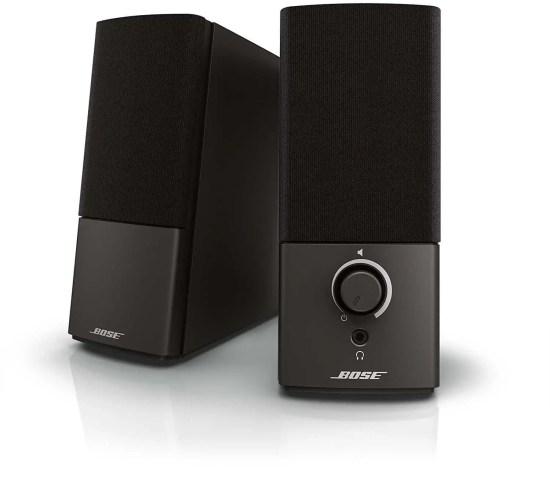 Bose Companion 2 Series Multimedia speakers