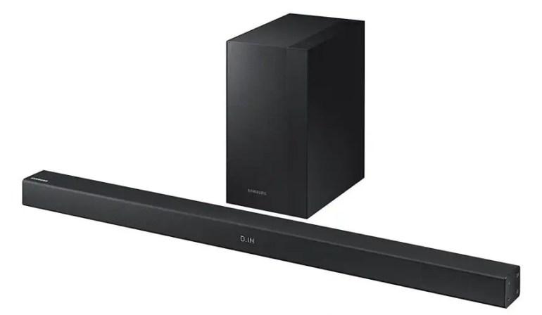 Samsung HW-M360/ZA 2.1 Channel 200 Watt Wireless Audio Soundbar