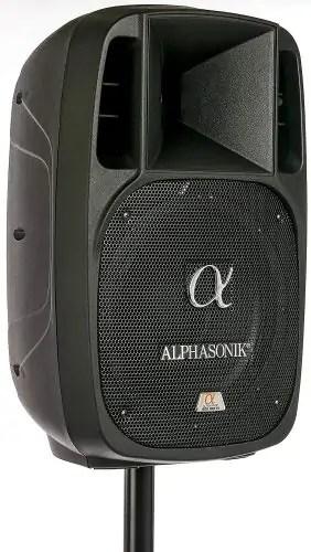 Alphasonik AKDJ105BTS Portable Loudspeaker