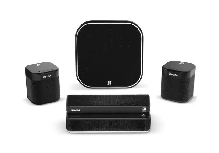 Damson S Series Wireless Home Theater System