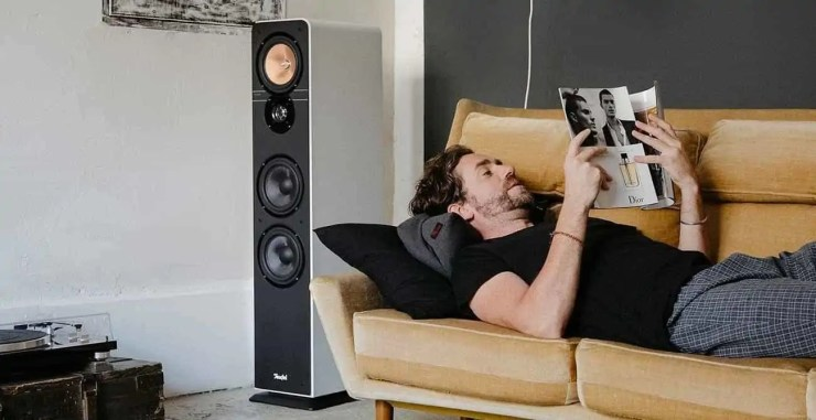 Teufel Ultima 40 Review - Outeraudio