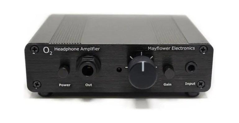Mayflower Electronics Desktop Objective2 with ODAC Rev B.
