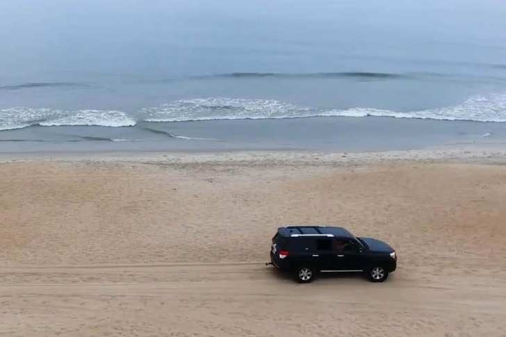 KDH beach driving permits available Oct. 1