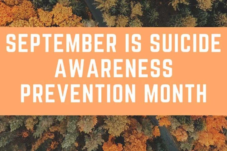 September 2020 designated as 'Suicide Prevention Awareness Month' in Dare County