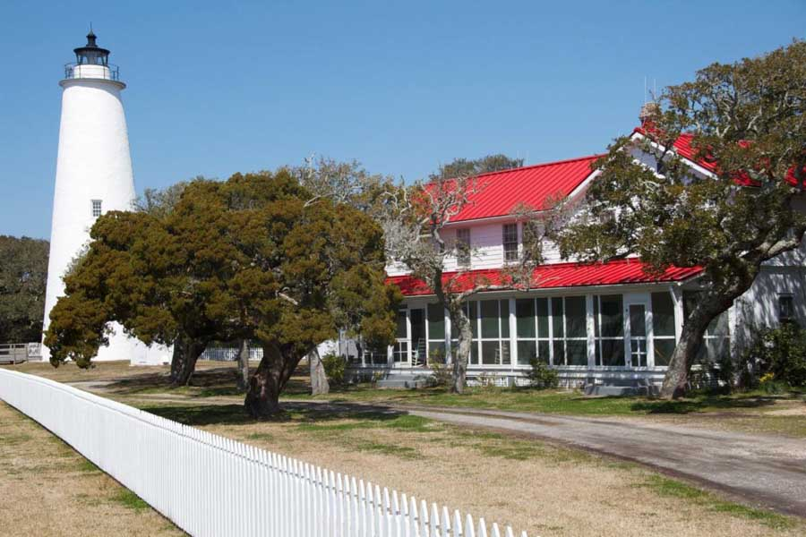 Hyde County seeks public's view on adding Ocracoke Lighthouse to tram route
